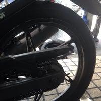 Photo taken at Kedai Motor Castrol by En J. on 12/12/2014