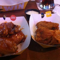 Photo taken at Buffalo Wild Wings by Erik F. on 3/13/2014