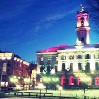 Снимок сделан в Центральная площадь пользователем Grant V. 12/6/2012