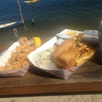 Photo taken at Native Cape Cod Seafood by Christina L. on 8/11/2013