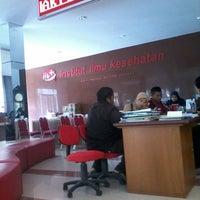 Photo taken at Institut Ilmu Kesehatan - IIK Bhakti Wiyata Kediri by Taufiq Puji H. on 3/18/2013