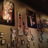 Photo taken at Saint John's Bar & Eatery by Melenie Y. on 3/29/2013