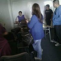 Photo taken at Universidad Del Mar by Sasha G. on 10/21/2013