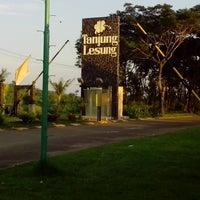 Photo taken at Tanjung Lesung by Erik B. on 5/3/2014