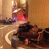 Photo taken at Days Hotel & Suites Hillsun Chongqing | 重庆喜地山戴斯大酒店 by Sammy B. on 1/17/2014
