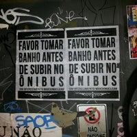 Photo taken at Avenida Rio Branco by Diego P. on 4/29/2013