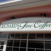 Photo taken at Richard's Fine Coffees by Amy H. on 3/7/2013