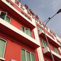 Photo taken at Hotel 96 by Mohd Amirul Ridzal M. on 3/10/2013