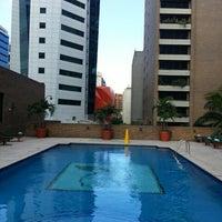 Photo taken at JW Marriott Hotel by Jose Antonio D. on 5/16/2013