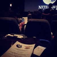 Photo taken at Nitehawk Cinema by v d. on 6/13/2013