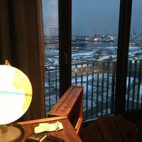 Das Foto wurde bei 25hours Hotel Hamburg HafenCity von Martin M. am 3/21/2013 aufgenommen