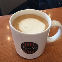 Photo taken at Tully's Coffee by ひらが on 11/19/2017