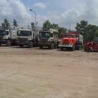 Photo taken at Head Office PT. United Tractors site Adaro by Nyoman P. on 3/17/2013