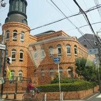Photo taken at 鴻池学園幼稚園 by Hiroshi T. on 4/10/2014