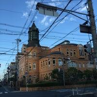 Photo taken at 鴻池学園幼稚園 by Hiroshi T. on 10/17/2014