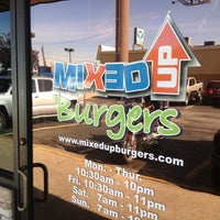 Photo taken at Patty Shack Burgers by Mixed-Up Burgers M. on 12/6/2012