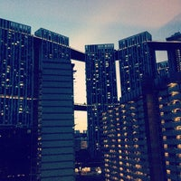Photo taken at Amara Singapore Hotel by yutaka on 10/6/2013