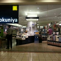 Photo taken at Books Kinokuniya 紀伊國屋書店 by Elizabeth L. on 12/7/2012