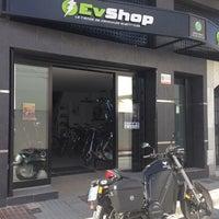 Photo taken at Ev Shop by Jose María M. on 4/4/2014