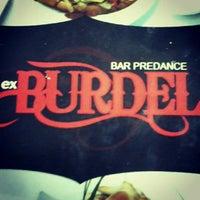 Photo taken at Club Burdel by Esteban D. on 12/16/2012