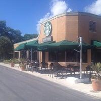 Photo taken at Starbucks by Alena Kryl on 10/17/2013