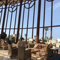 Photo taken at Mövenpick Resort & Marine Spa Sousse by Omer T. on 7/23/2018