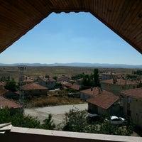 Photo taken at Büğürören Köyü by Tugba D. on 9/5/2015