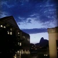 Photo taken at Universidade Federal do Estado do Rio de Janeiro (UNIRIO) by Ana Carolina B. on 12/11/2012
