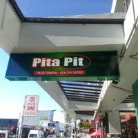 Photo taken at Pita Pit by Hiral P. on 12/10/2012
