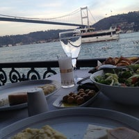 Photo taken at İskele Restaurant by Tugce E. on 3/24/2013
