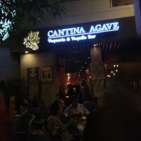 Photo taken at Cantina Agave by Ryan B. on 10/19/2012