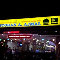 Photo taken at A.Ajmal Restaurant by Abm Jibby قو سايغ on 7/29/2014