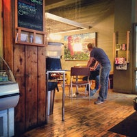 Photo taken at Corner Coffee by Brian B. on 10/29/2012