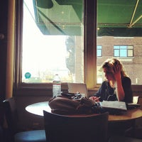 Photo taken at Corner Coffee by Brian B. on 2/12/2013