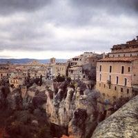 Photo taken at Mirador del castillo by Guido K. on 1/1/2014