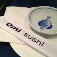 Photo taken at Omi Sushi by Alisha on 2/23/2013