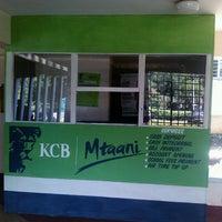 Photo taken at kcb kenya commercial bank - kericho by Robert B. on 2/24/2013