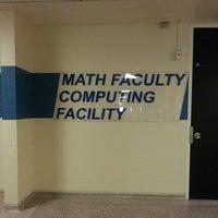 Photo taken at Mathematics & Computer Building (MC) by Chrichri t. on 4/8/2013