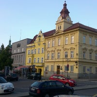 Photo taken at U Zlaté hvězdy by Nikita B. on 8/2/2014