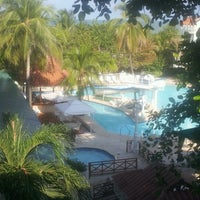 Photo taken at Hotel Las Américas Resort by Diana G. on 12/7/2012