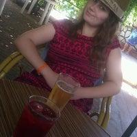 Photo taken at Alinda Beach Hotel Marmaris by Emre D. on 6/20/2013