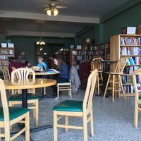 Photo taken at The Attic Books & Coffee by Jacob D. on 2/19/2016