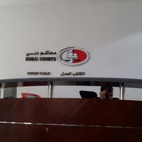 Photo taken at Dubai Courts محاكم دبي by Serghey T. on 5/27/2014