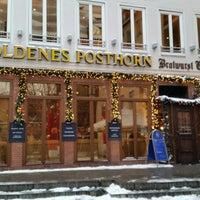Das Foto wurde bei Goldenes Posthorn von Serghey T. am 12/29/2014 aufgenommen