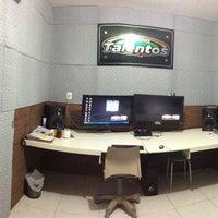 Photo taken at Estúdio Talentos by Juvêncio J. on 12/31/2014
