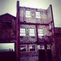 Photo taken at Docklands Hotel by Nachita H. on 12/26/2012