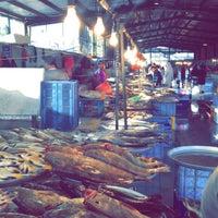 Photo taken at Qatif fish market by Khalid M. on 12/2/2016
