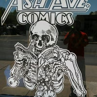 Photo taken at Ash Avenue Comics and Books by Jason C. on 5/6/2017