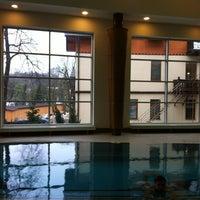 Снимок сделан в Mirotel Resort & Spa Hotel пользователем Artem R. 4/10/2013