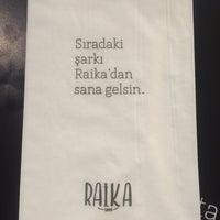 8/2/2017 tarihinde Tülay K.ziyaretçi tarafından Raika'de çekilen fotoğraf
